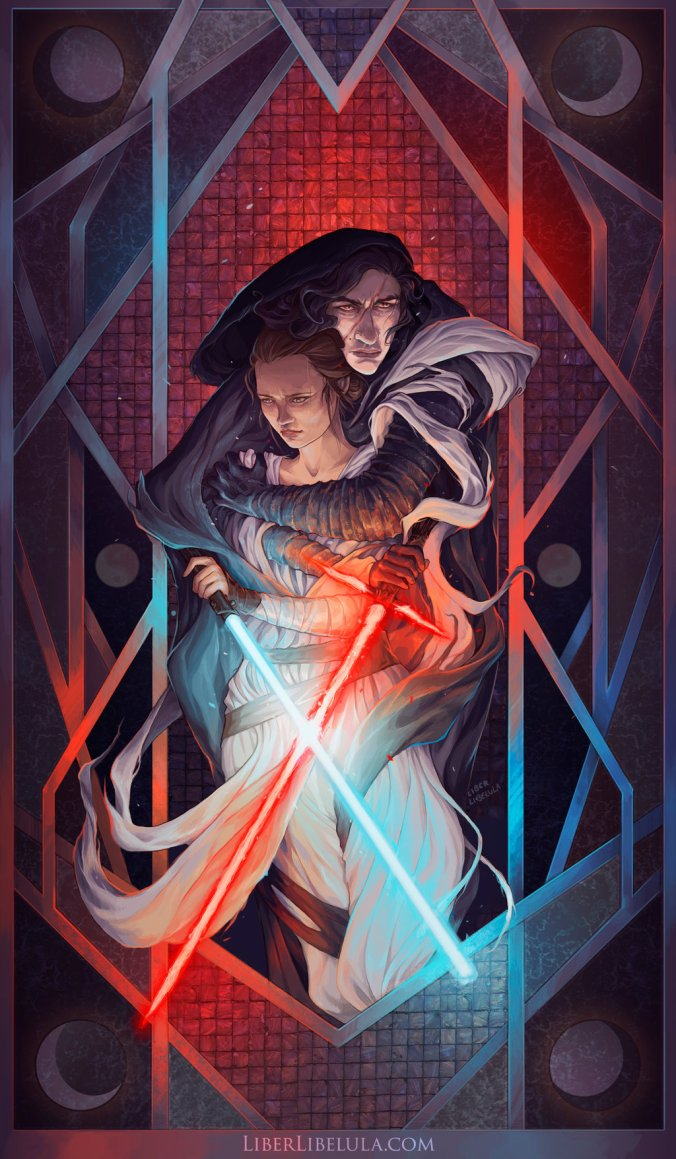 the_balance_of_the_force___reylo_by_liberlibelula-d9pm0kg