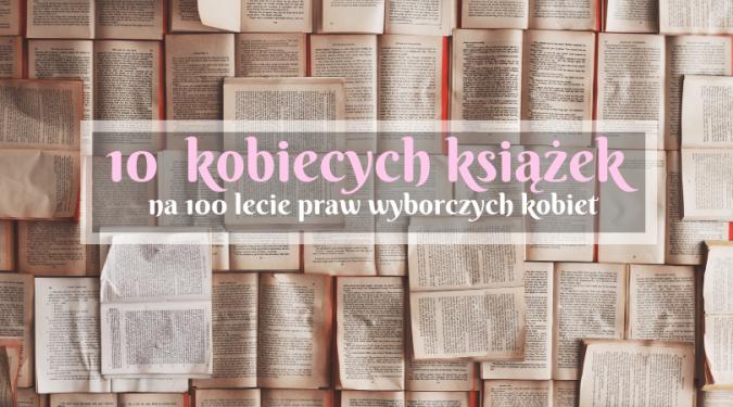 10 kobiecych książek